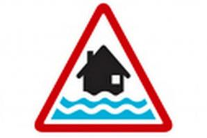 Wet windy and wild: Flood alerts have been issued for Oxfordshire