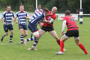 Banbury Bulls march on at the top after fine win at Berkswell & Balsall