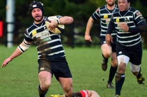 RUGBY UNION: Battling Chinnor clinch hard-fought win