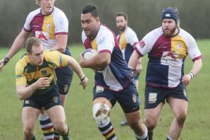 RUGBY UNION: Quins leave it late to earn narrow victory + VIDEO