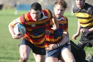 RUGBY: Bicester must wait and see after clash against Wallingford abandoned due to Joey Sibun injury