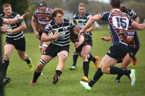 RUGBY UNION: Chinnor chief calls for consistency