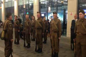 Standing to attention: Oxfordshire Home Guard Living History Group ahead of new 'Dad's Army' release